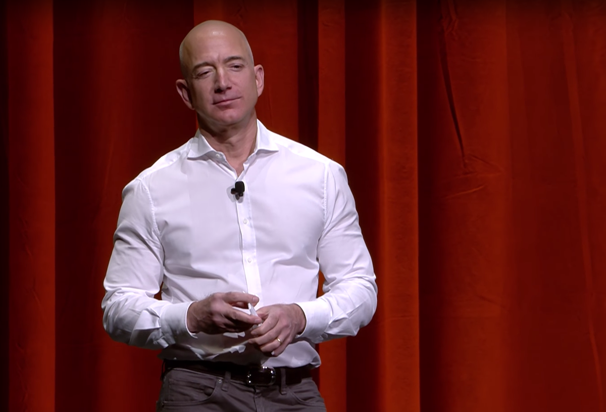 Why every day is Day 1 for Jeff Bezos