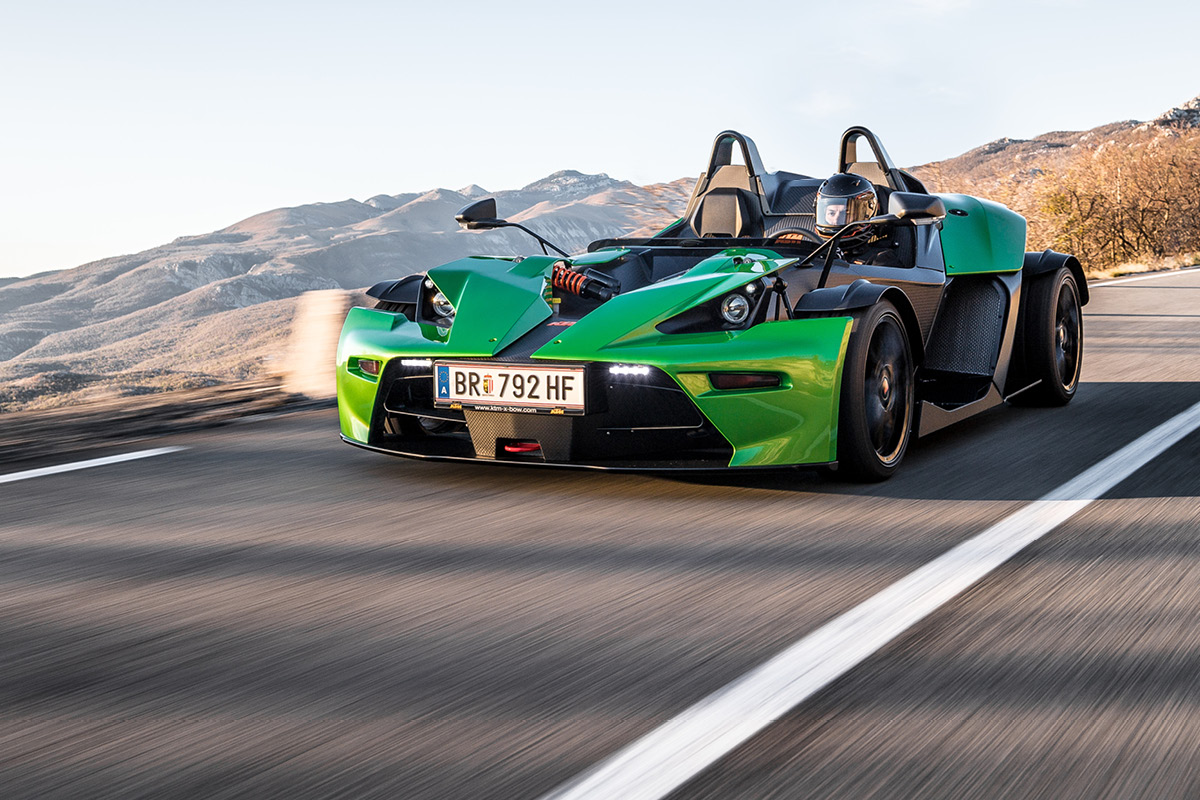 Ktm X Bow >> Experience The Shot Of Adrenaline That Is The Ktm X Bow