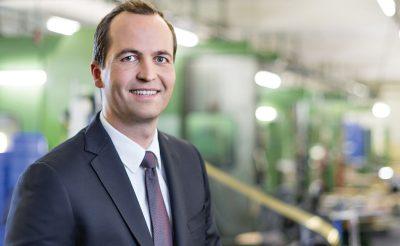 Stefan Hansen CFO of Prym Group