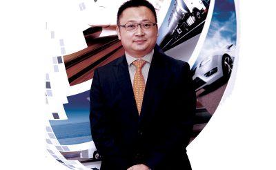 Lu Changqing President & Executive Director of China Zhongwang