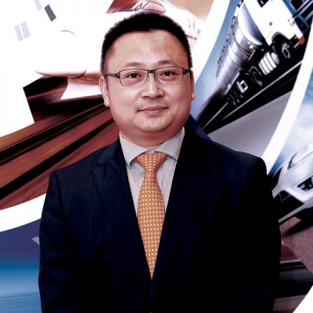 Lu Changqing President & Executive Director of China Zhongwang