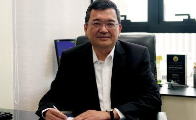 Ray Manigsaca CEO of AppleOne
