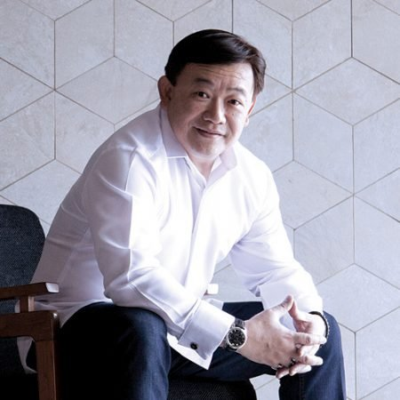 Willie Low CEO of Indonesia Operations of Niro Ceramics