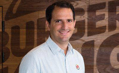 Borja Hernandez de Alba Director General of Burger King Spain