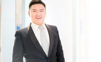 Eddy Tang CEO & Executive Director of Union Medical Healthcare