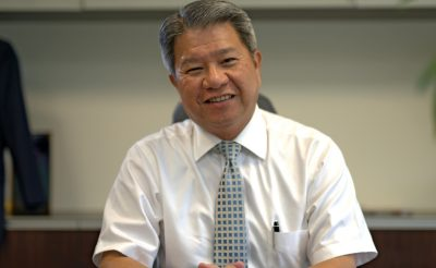 Wu Jin Lu CEO of Luhai Holding Corporation