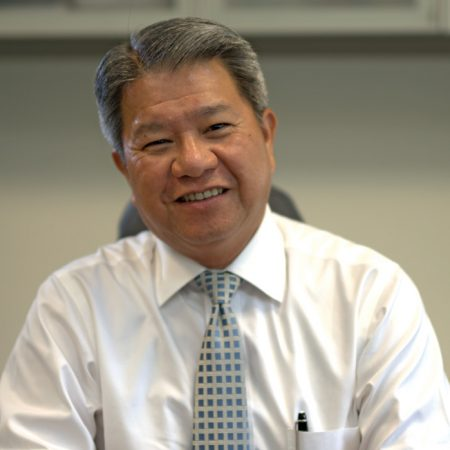 Wu Jin Lu CEO of Luhai Holding Corporation