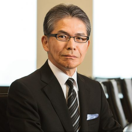 Yoshihiko Hatanaka CEO of Astellas Pharma