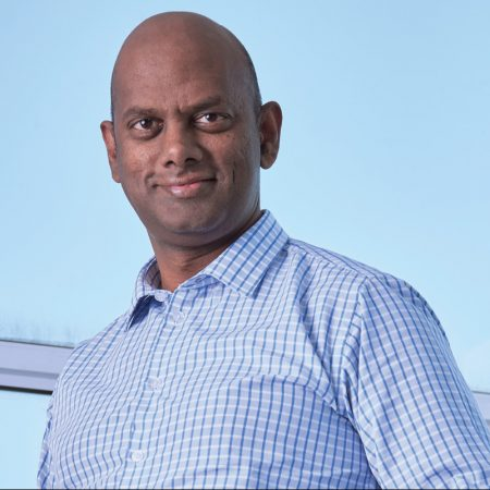 Terence Moodley CEO of Link Africa
