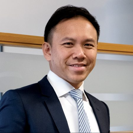 Melvin Tan Managing Director & CEO of Cyclect Holdings