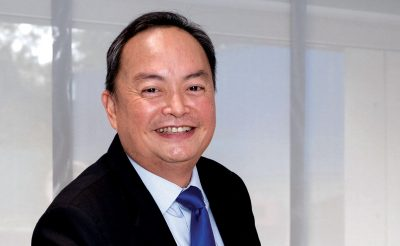 Albert Chua Managing Director of Liebherr Singapore