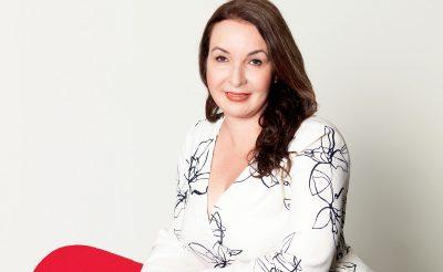 Katherine Kaspar CEO of Kinetic Super