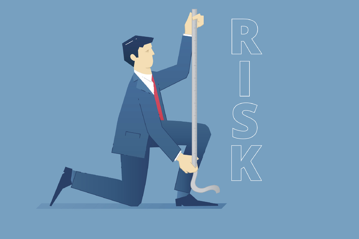 Getting the right attitude towards risk in the workplace