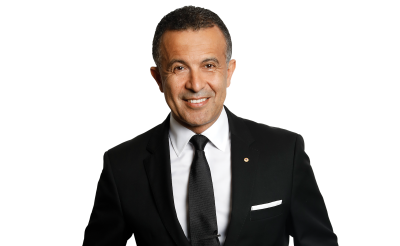 Michael Ebeid is Australia's 2017 CEO of the Year