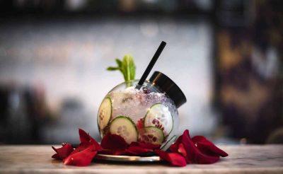 Gin Lane - Cucumber Rose