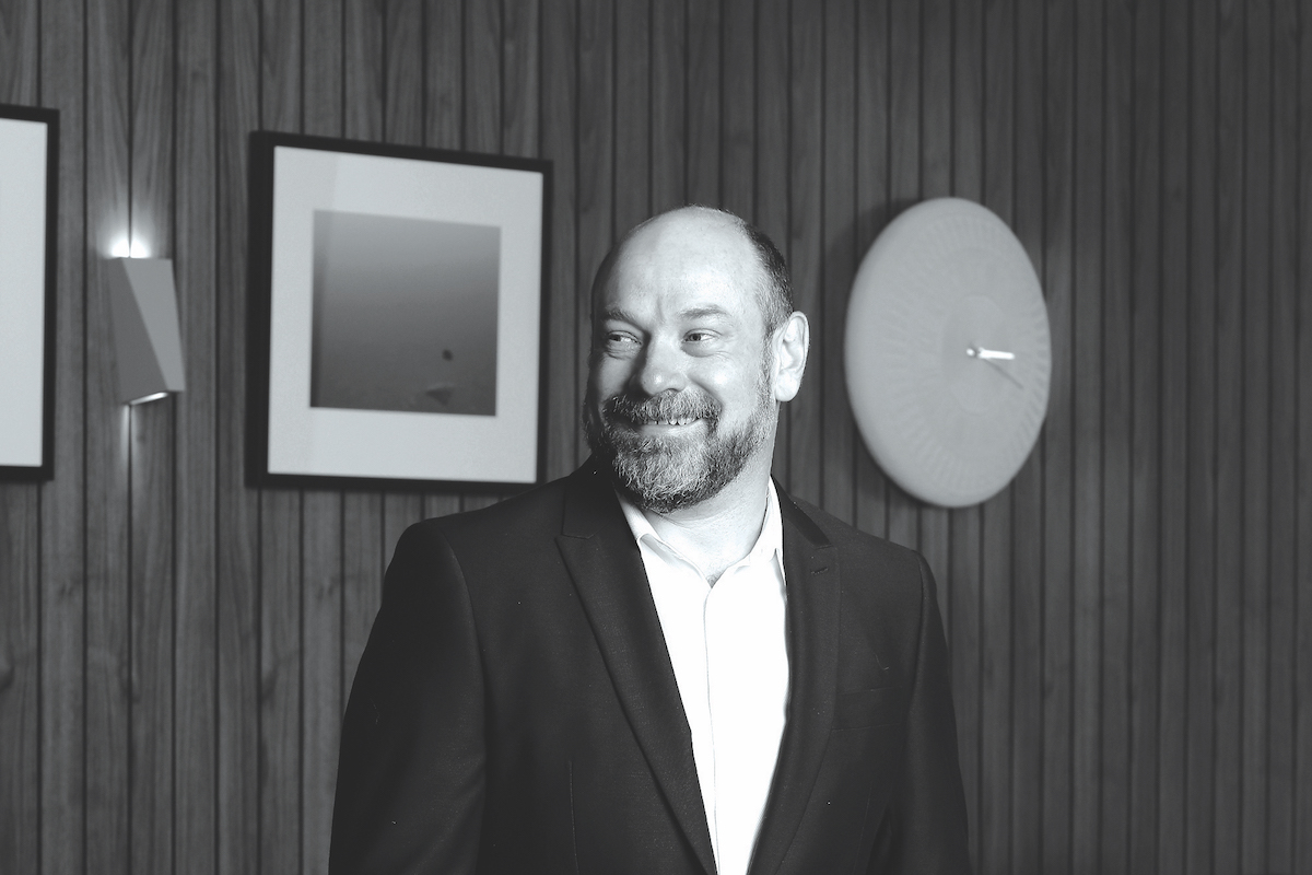 Chris How, CEO of The Bethanie Group