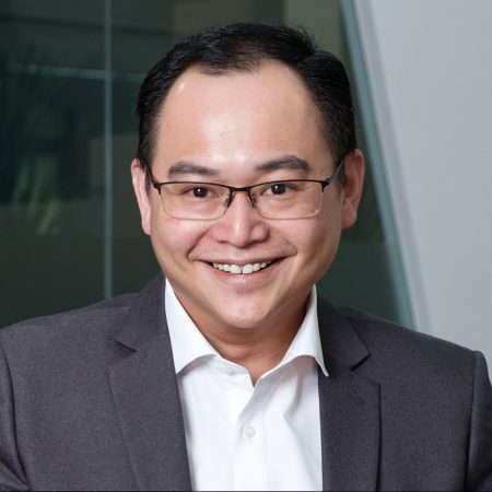 Chow Woai Sheng Vice President & General Manager of Agilent Technologies Singapore