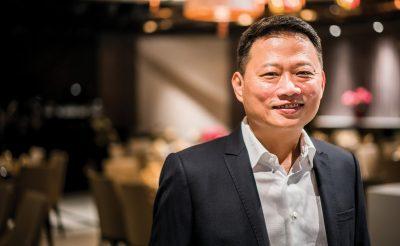 Jason Lee Founder & CEO of Suki Group