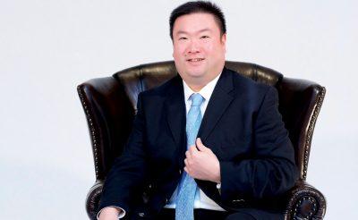 Kavin Kanjanapas CEO of BTS Group Holdings