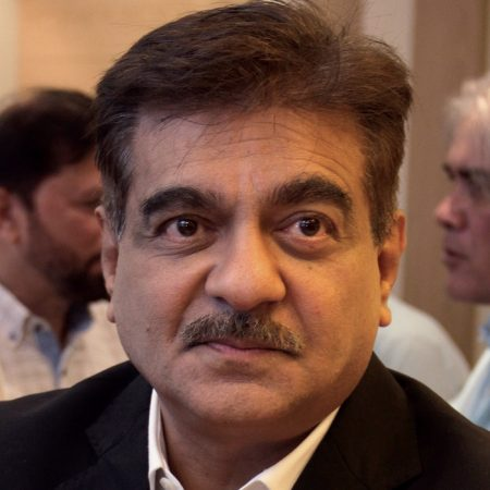 Amin Lakhani CEO of McDonald's Pakistan (Siza Foods)
