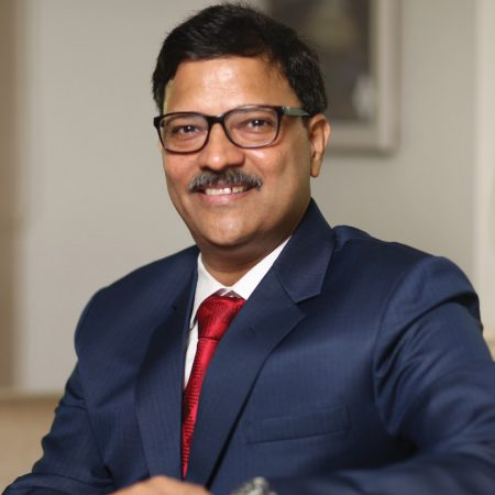 Asutosh Shah Managing Director of Duravit India