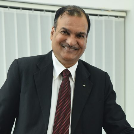 HM Bharuka Managing Director of Kansai Nerolac Paints