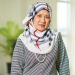 Sharifah Alauyah, COO of Syarikat Mengurus Air Banjir & Terowong Sdn Bhd