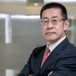 Yoshio Matsuzaki CEO of NTT Data China
