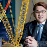 Allan Chua CEO of LH Construction & Machinery