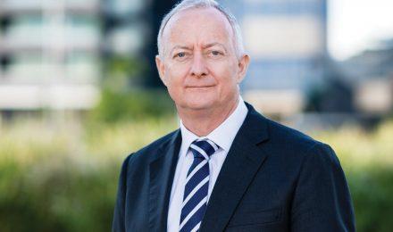 Geoff Grady CEO of Aveo Group
