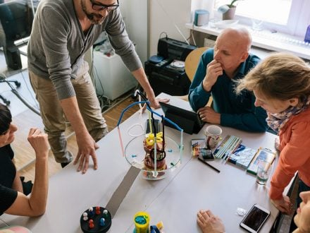 Build An Innovation Culture To Unlock High Performance