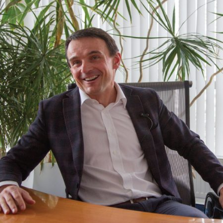 Tomáš Kolář CEO & Managing Director of Linet Group