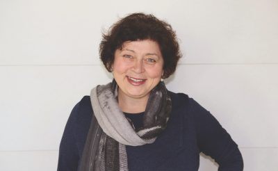 Lesley Podesta, CEO of the Alannah and Madeline Foundation