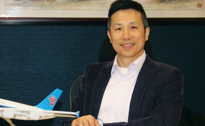 Louis Lu Managing Director of China Southern Airlines
