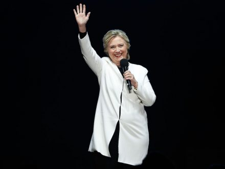 WIN tickets to see former Secretary of State and US presidential candidate Hillary Rodham Clinton