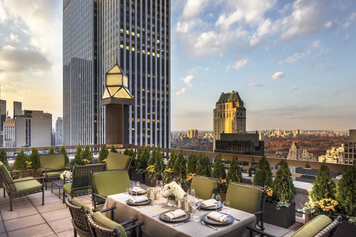 The World's Best Business Hotels, From Hong Kong To New York