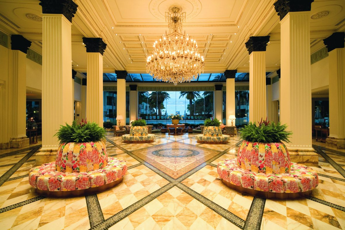 The world s most luxurious fashion inspired hotels for Most stylish hotels in the world