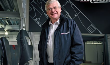 Jacques Nicolet President of Everspeed