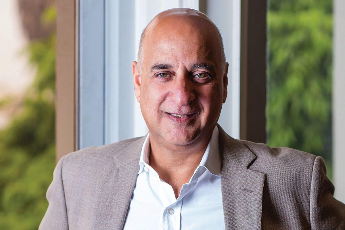 Asif Jooma CEO of ICI Pakistan