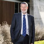 Rod Carr Vice-Chancellor of University of Canterbury