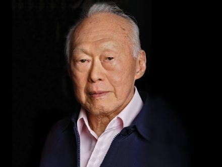 Lee Kuan Yew Former Prime Minister of Singapore