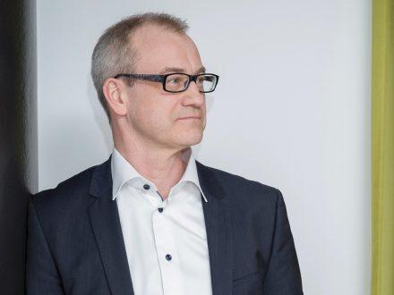 Jonas Palm, Managing Director of Fuchs Lubricants Nordic