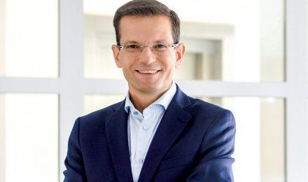 Damien Germès Senior Vice President EMEA of NGK Spark Plug Europe