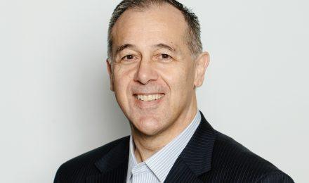 Adrian Pozzo CEO of Cbus Property