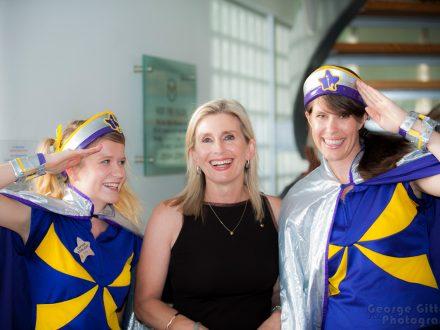 Meet the judges: Louise Baxter, CEO, Starlight Children's Foundation