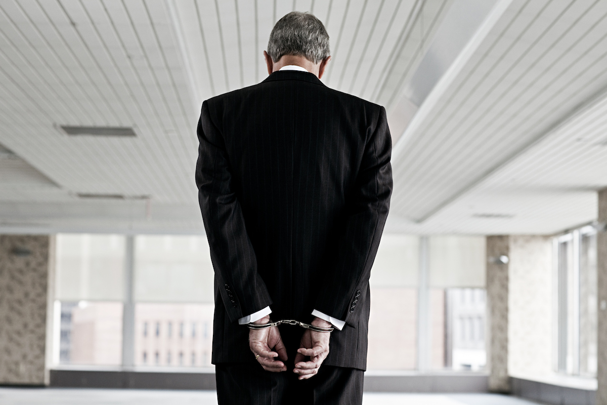 Why white-collar criminals rarely go to gaol