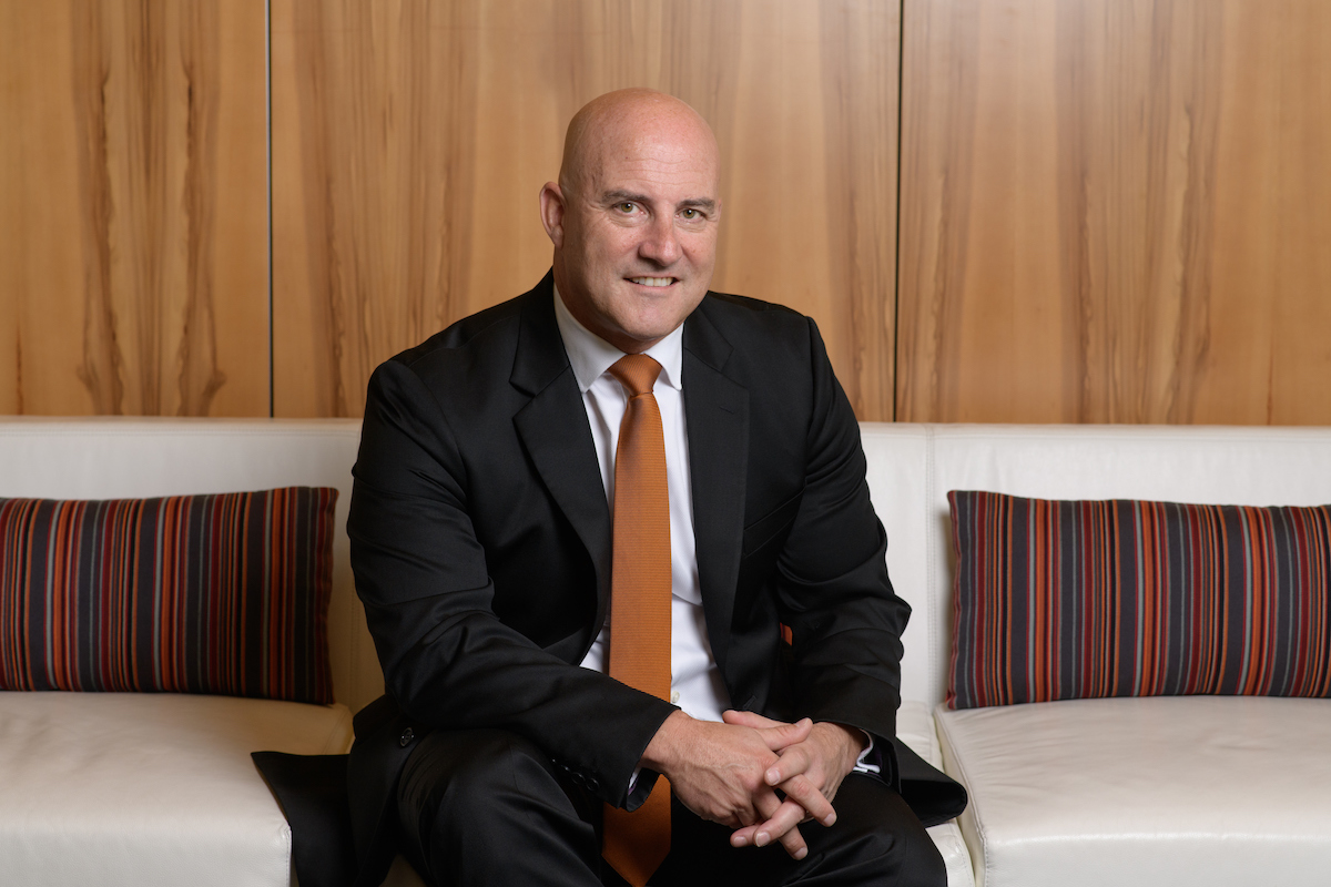 Holger Ostheimer, GM of DC Aviation Al-Futtaim