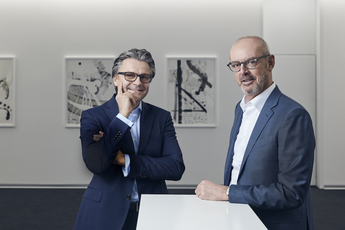 Gert De Winter & Carsten Stolz, Group CEO and CFO of Bâloise Group