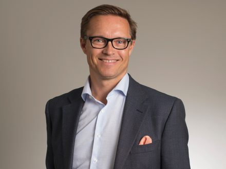 Robin Lindahl, CEO of Normet Oy