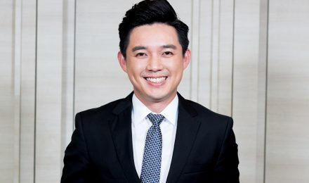 Colin Tan, Executive Chairman, Managing Director and Head of Marketing & Sales of Hatten Group